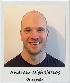 Andrew Nicholettos