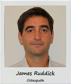James Ruddick Osteopath