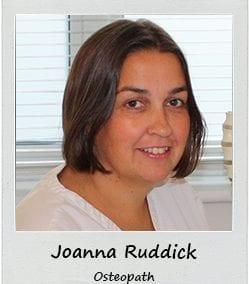 Joanna Ruddick