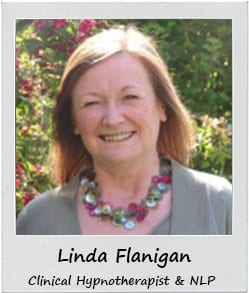 Linda Flanigan clinical hypnotherapist and NLP Practitioner
