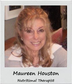 Maureen Houston - Nutritional Therapist