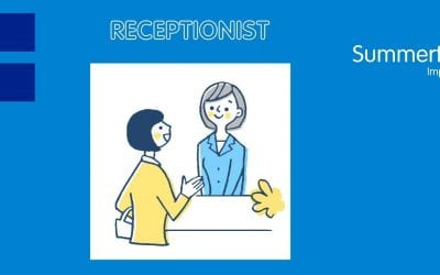 Receptionist Vacancy – Join Our Team!